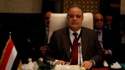 المخلافي يضع 5 شروط للحوار مع الحوثيين