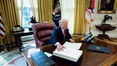 ماذا يكشف جدول عمل ترامب اليومي؟