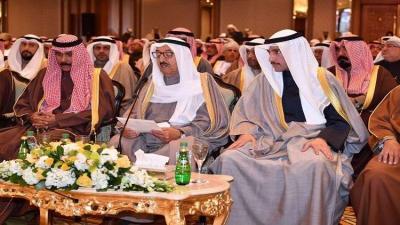 أمير الكويت : الخلاف الخليجي عابر مهما طال