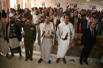 مؤتمر مأرب يؤكد بأن الرئيس هادي هو رئيس حزب المؤتمر الشعبي العام .. لهذه الأسباب