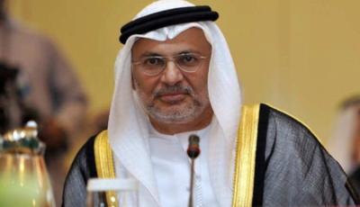 أول تعليق إماراتي على تهديد الحوثيين بإستهداف وقطع الممر الدولي في البحر الأحمر