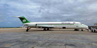 عودة شركة طيران إفريقية لتسيير رحلاتها إلى عدن لأول مرة منذ بدء الحرب