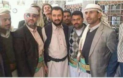 """الحوثيون يفرجون عن القيادي المؤتمري ووزير الإتصالات الأسبق """" جليدان """" وصهر الرئيس الراحل صالح الشيخ """" المشرقي ( صوره)"""