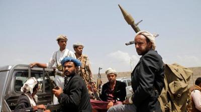2200 انتهاك للحوثيين في شهر بتعز