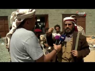 """محافظ صعدة يكشف لـ """" اليوم برس """" عن تقدم لقوات الجيش وسيطرة على مواقع بمشاركة 3 الوية عسكرية"""