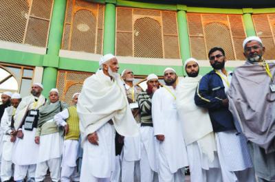 الهند ترفع الدعم عن الحجاج المسلمين