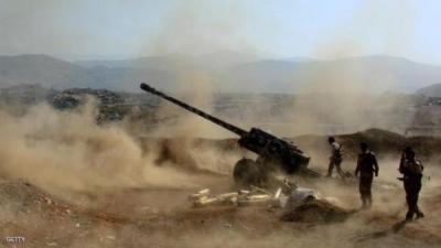 قوات الجيش  تسيطر على مواقع جديدة في صعدة وتقترب من مديرية كتاف