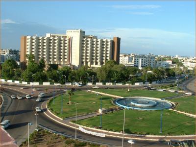 ترتيبات وإتصالات لنقل البعثات الدبلوماسية الى عدن