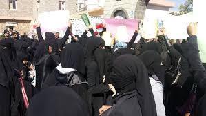 امهات الفتيات المختطفات في صنعاء : الحوثيون نقلوهن الى سجون سرية