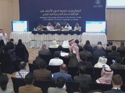 """أبرز ما قاله """" الجبير والمالكي وآل جابر """" حول إطلاق عملية إنسانية شاملة في اليمن"""