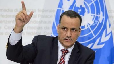 رويترز: المبعوث الأممي إلى اليمن يطلب الإعفاء من منصبه