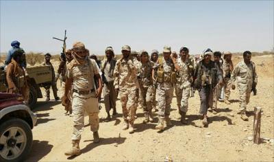 قوات الجيش والمقاومة تفتح جبهه جديدة في صعدة وتربك الحوثيين