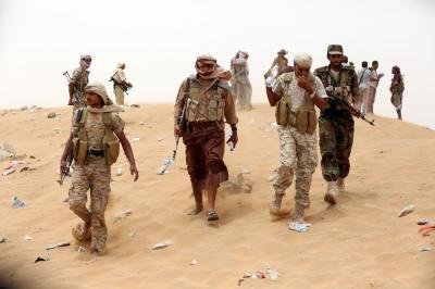 آخر مستجدات المعارك من تعز .. الجيش يحكم سيطرته على منطقة الهاملي ومصرع قيادي حوثي بارز