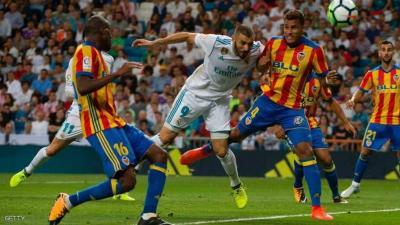 فالنسيا يصطدم بريال مدريد وبرشلونة خلال 5 أيام