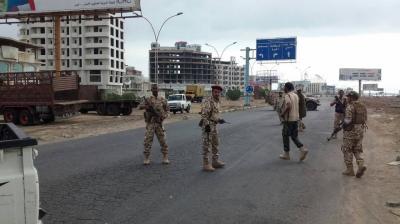 إستمرار الإشتباكات بين قوات الحماية الرئاسية وقوات المجلس الإنتقالي الجنوبي وإقتحام مباني حكومية ومنشآت