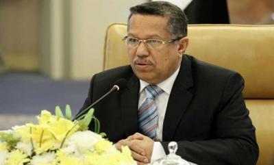 بن دغر يحذر مما يحدث في عدن ويكشف من هي الدولة التي تحكم عدن وبيدها وقف الإشتباكات