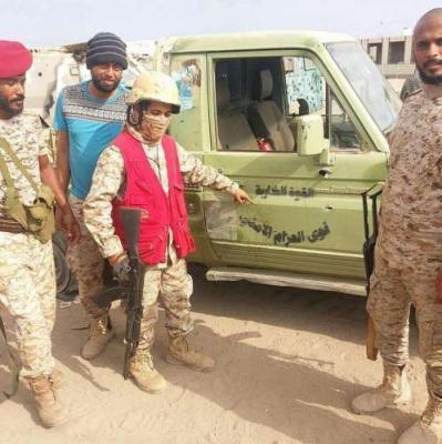 قيادة اللواء الرابع تكشف حقيقة سقوط اللواء الرابع حماية رئاسية في عدن