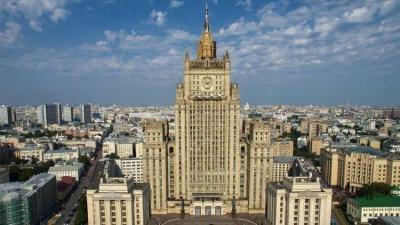 أول تعليق للخارجية الروسية على ما يحدث في عدن من مواجهات مسلحة