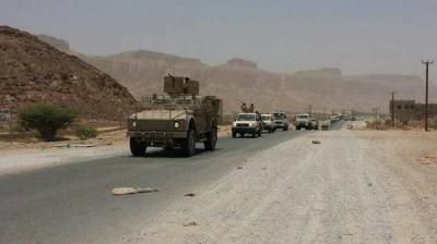 مقتل 14 من قوات النخبة بهجوم انتحاري بشبوة