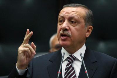 """أردوغان يقول بأن  لديه معلومات عن مصدر """"الصاروخ الكردي"""" الذي قتل جنوده"""