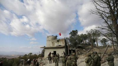 تركيا تهدد : سنقصف قوافل الأسلحة التي ستنقل إلى عفرين من أي مكان في سوريا