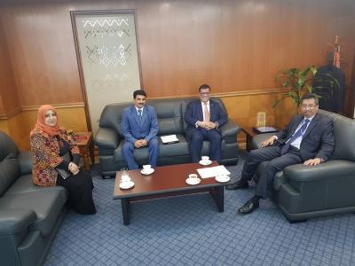 بدء تفعيل عدد من اتفاقيات التعاون ومذكرات التفاهم بين اليمن وماليزيا