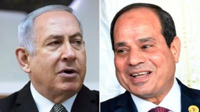 """""""الغارات الجوية الاسرائيلية"""" في سيناء دليل على نمو علاقاتها مع العالم العربي ( تقرير)"""