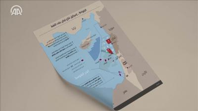 بوادر أزمة .. البلوك 9.. إسرائيل تنازع لبنان على النفط (إطار - خريطة)