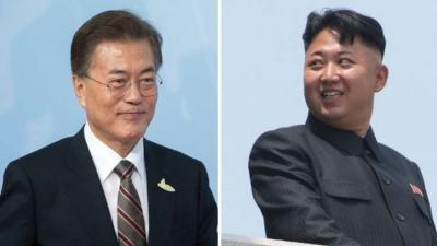 في تطور جديد وملفت.. زعيم كوريا الشمالية يدعوا نظيره الجنوبي لزيارة بيونغ يانغ في أقرب وقت