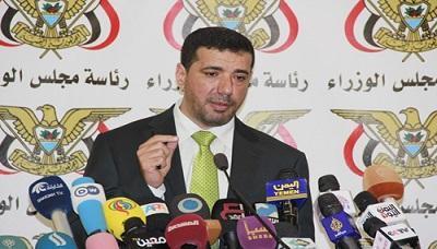 ناطق الحكومة يكشف عن تفاصيل هامة تتعلق بنجاح تعديل أسعار الغاز و مجمل الأوضاع الأمنية في البلد
