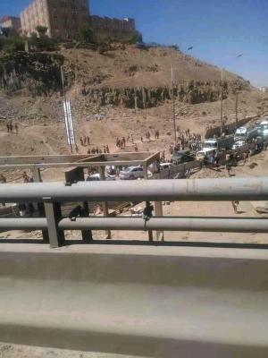 تفاصيل جديدة تكشف حقيقة التفجير الإنتحاري الذي حدث اليوم بالعاصمة صنعاء ( صوره)
