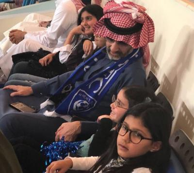 الأمير الوليد بن طلال يعود إلى الواجهة ويتبرع بمبلغ لنادي الهلال السعودي