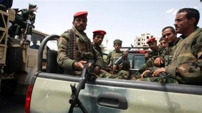 دفعة جديدة من قوات الحرس الجمهوري في قبضة أمن الضالع كانت في طريقها إلى عدن