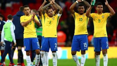 إعلان تشكيلة البرازيل في مونديال روسيا