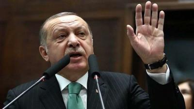 أردوغان : في الأيام المقبلة سننتقل إلى حصار عفرين