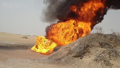 تقرير رسمي يكشف خسائر الدولة من صادرات النفط جراء الأعمال التخريبية التي تطال أنابيب النفط ( تفاصيل)