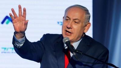 نتنياهو يعلق على إحباط الاستخبارات الإسرائيلية تفجير طائرة إماراتية