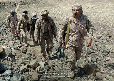 آخر مستجدات المعارك من صعدة .. الجيش يتقدم ويسيطر على مواقع جديدة