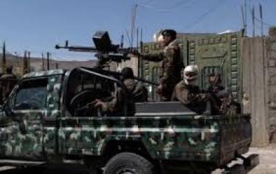 الأجهزة الأمنية تتمكن من قتل أربعة من عناصر تنظيم القاعدة بالقرب من دار الرئاسة بعد  إشتباكات مسلحة معهم