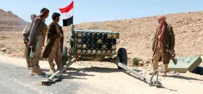 معارك عنيفة في نهم شرق صنعاء .. وقوات الجيش تسيطر على مواقع جديدة