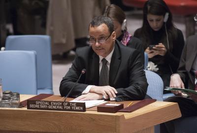 أبرز ما قاله ولد الشيخ في آخر إحاطة له أمام مجلس الأمن قبيل إنتهاء مهامه كمبعوث أممي لدى اليمن