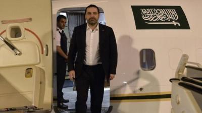 الحريري يصل السعودية.. ولقاء مرتقب مع الملك سلمان