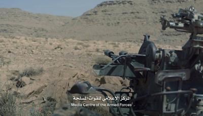 الجيش يتقدم شرق صنعاء ويسيطر على مواقع جديدة