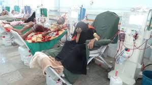 الصليب الأحمر : وفاة 1 من كل 4 يمنيين مصابين بالفشل الكلوي
