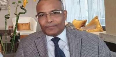 """أول ظهور لـ """" الصوفي """" السكرتير السابق لـ """" صالح """" من الرياض وماذا قال عن صالح والحوثي"""