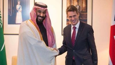 """""""صفحة جديدة في العلاقات التاريخية"""".. ابن سلمان يبرم اتفاقات عسكرية ضخمة مع بريطانيا"""