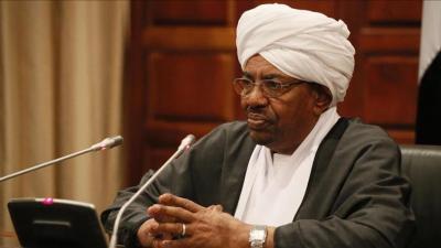 مدير المخابرات المصرية يصل السودان ويلتقي الرئيس البشير
