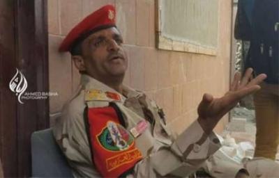 نجاة قائد عسكري من محاولة إغتيال في تعز