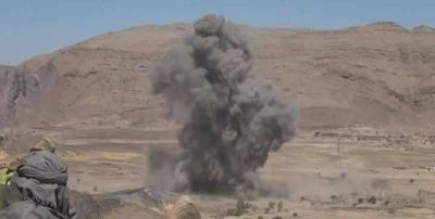 تقدم جديد لقوات الجيش في جبهة نهم شرق العاصمة صنعاء