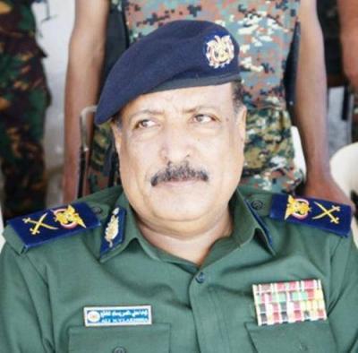 """نائب وزير الداخلية """" لخشع """" يكشف تفاصيل جريمة استهداف مقر الشرطة العسكرية بالمكلا"""